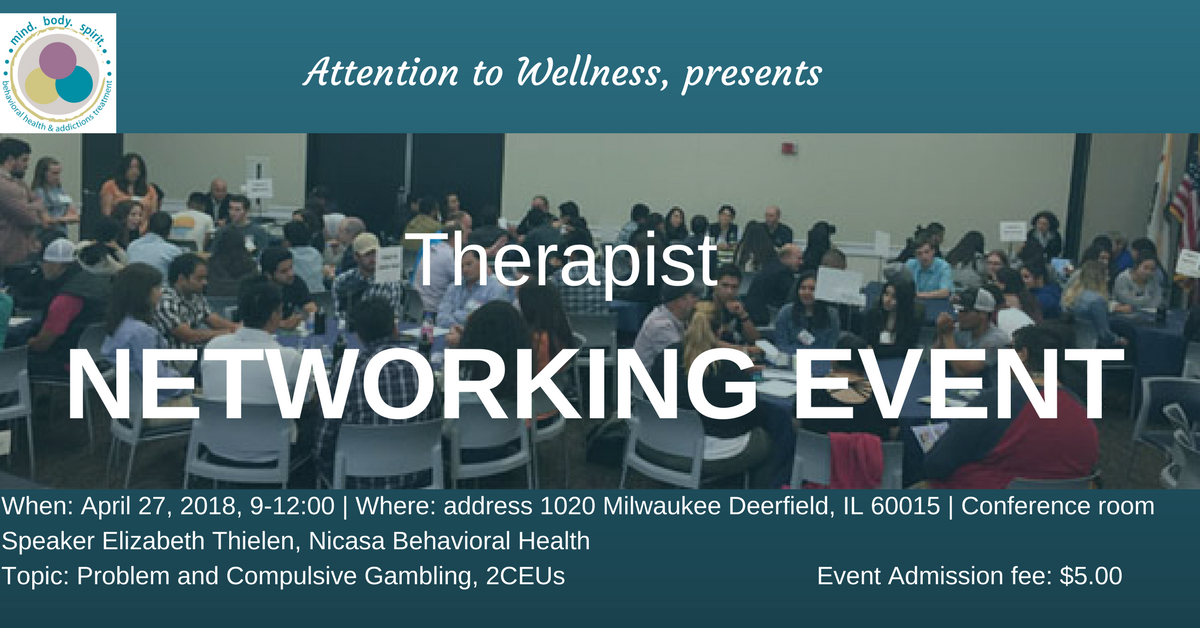 Attention to wellness EVENT